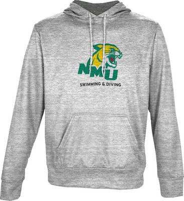 Swimming & Diving Spectrum Youth Pullover Hoodie