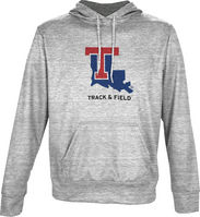 Spectrum Track & Field Youth Unisex Distressed Pullover Hoodie