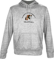 Spectrum Volleyball Youth Unisex Distressed Pullover Hoodie