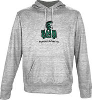 Spectrum Womens Bowling Youth Unisex Distressed Pullover Hoodie