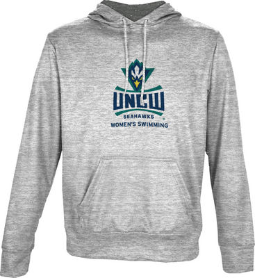 Womens Swimming Spectrum Youth Pullover Hoodie