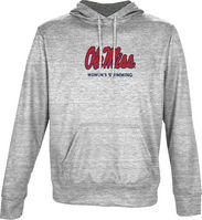 Womens Swimming Spectrum Youth Pullover Hoodie (Online Only)