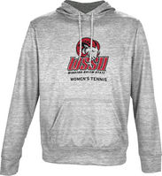 Spectrum Womens Tennis Youth Unisex Distressed Pullover Hoodie