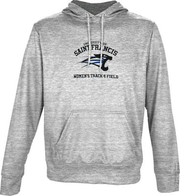 Womens Track & Field Spectrum Youth Pullover Hoodie