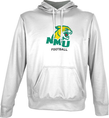 Football Spectrum Youth Pullover Hoodie