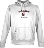 Spectrum Football Youth Unisex Distressed Pullover Hoodie
