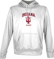 Spectrum Rugby Youth Unisex Distressed Pullover Hoodie