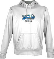 Spectrum Running Youth Unisex Distressed Pullover Hoodie