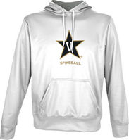 Spectrum Spikeball Youth Unisex Distressed Pullover Hoodie