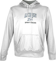 Spectrum Spirit Squad Youth Unisex Distressed Pullover Hoodie