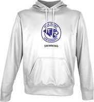 Swimming Spectrum Youth Pullover Hoodie (Online Only)