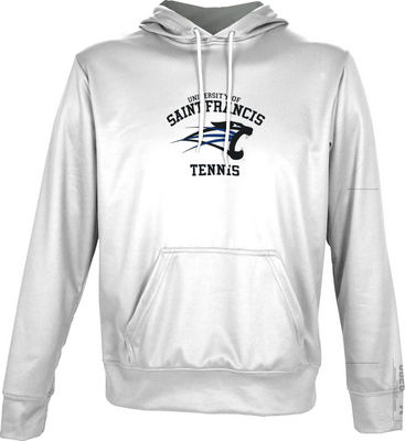 Tennis Spectrum Youth Pullover Hoodie