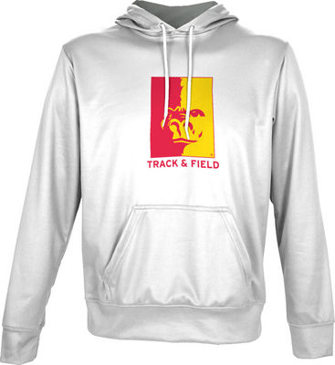 Track & Field Spectrum Youth Pullover Hoodie