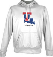 Spectrum Triathlon Youth Unisex Distressed Pullover Hoodie