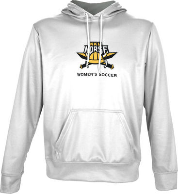 Womens Soccer Spectrum Youth Pullover Hoodie