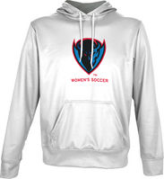 Spectrum Womens Soccer Youth Unisex Distressed Pullover Hoodie
