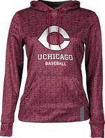 Baseball ProSphere Girls Sublimated Hoodie (Online Only)