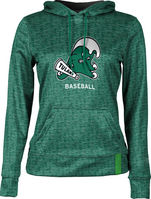 Baseball ProSphere Youth Girls Sublimated Hoodie