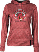 ProSphere Cross Country Youth Girls Pullover Hoodie