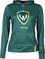 Fencing ProSphere Youth Girls Sublimated Hoodie