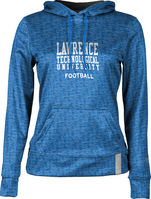 Football ProSphere Girls Sublimated Hoodie