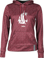 ProSphere MMA Youth Girls Pullover Hoodie