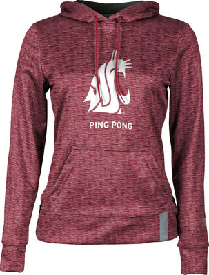 ProSphere Ping Pong Youth Girls Pullover Hoodie