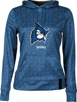 ProSphere Skiing Youth Girls Pullover Hoodie