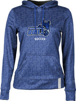 Soccer ProSphere Girls Sublimated Hoodie