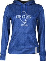 Squash ProSphere Girls Sublimated Hoodie