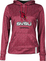 Swimming ProSphere Girls Sublimated Hoodie