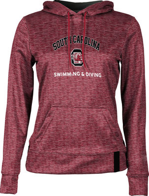 Swimming & Diving ProSphere Girls Sublimated Hoodie