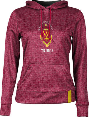 Tennis ProSphere Girls Sublimated Hoodie