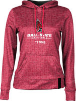 Tennis ProSphere Girls Sublimated Hoodie (Online Only)
