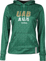 Tennis ProSphere Youth Girls Sublimated Hoodie