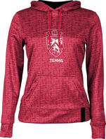 ProSphere Tennis Youth Girls Pullover Hoodie