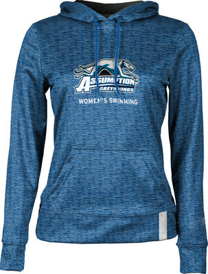 Womens Swimming ProSphere Girls Sublimated Hoodie