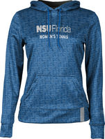 Womens Tennis ProSphere Girls Sublimated Hoodie (Online Only)