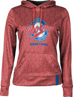 Womens Tennis ProSphere Girls Sublimated Hoodie