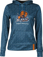 ProSphere Womens Track & Field Youth Girls Pullover Hoodie