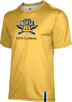 ProSphere Rock Climbing Youth Unisex Short Sleeve Tee