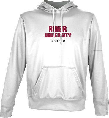 Spectrum Brother Youth Unisex Distressed Pullover Hoodie