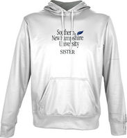 Spectrum Sister Youth Unisex Distressed Pullover Hoodie