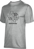 Education ProSphere Youth Girls TriBlend Tee