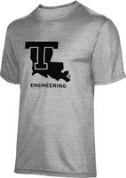ProSphere Engineering Youth Unisex TriBlend Distressed Tee