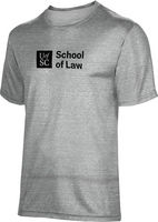 ProSphere Law Youth Unisex TriBlend Distressed Tee