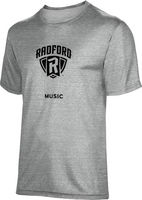 Music ProSphere Youth Unisex TriBlend Tee