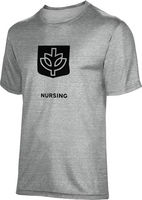 ProSphere Nursing Youth Unisex TriBlend Distressed Tee