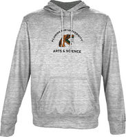 Spectrum Arts & Science Youth Unisex Distressed Pullover Hoodie