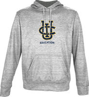 Spectrum Education Youth Unisex Distressed Pullover Hoodie